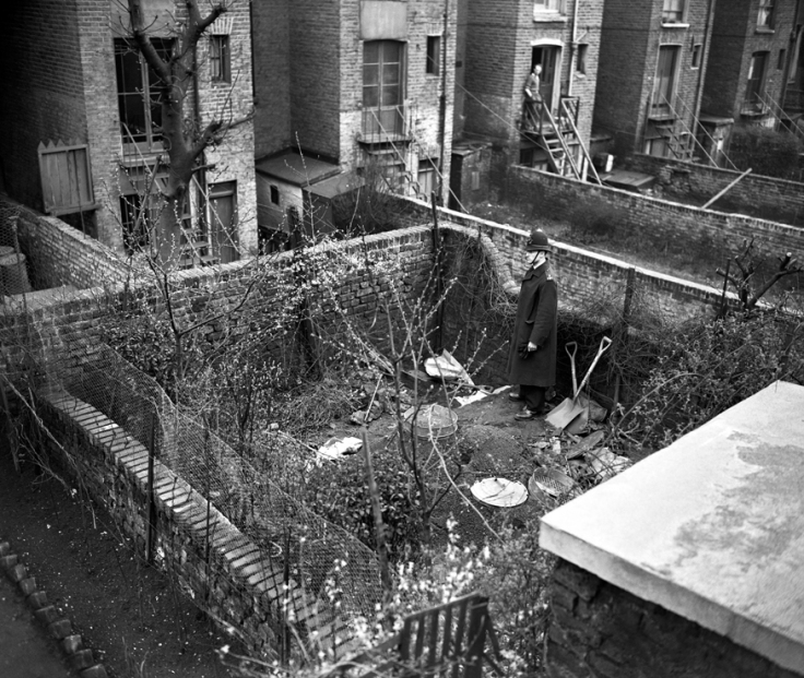 British Crime - Murder - 10 Rillington Place - London - 1953