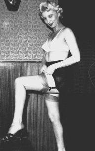 Ruth Posing