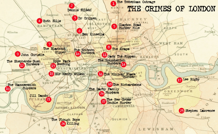 The Crimes of London Final