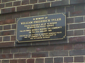 Tyler Plaque small