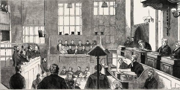 Bidwell Trial