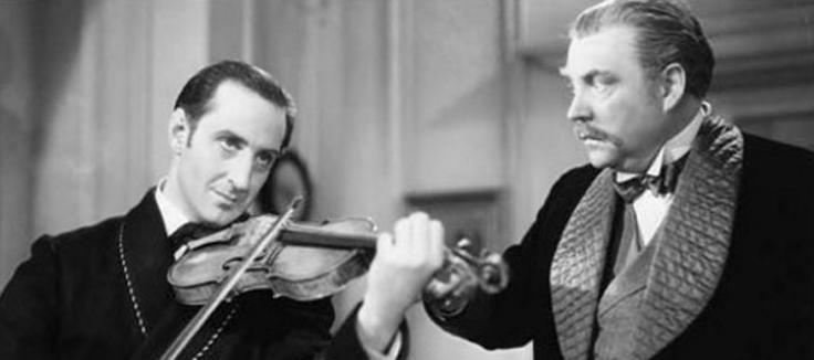 Holmes Violin