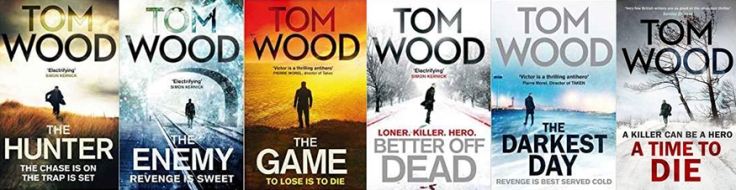 Tom Wood books
