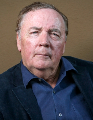 "Writer James Patterson promotes the new movie ""Alex Cross"" based on his novel ""Cross"" at the Four Seasons in Los Angeles"