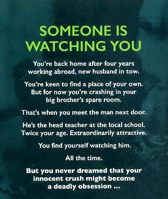 Watching You back012