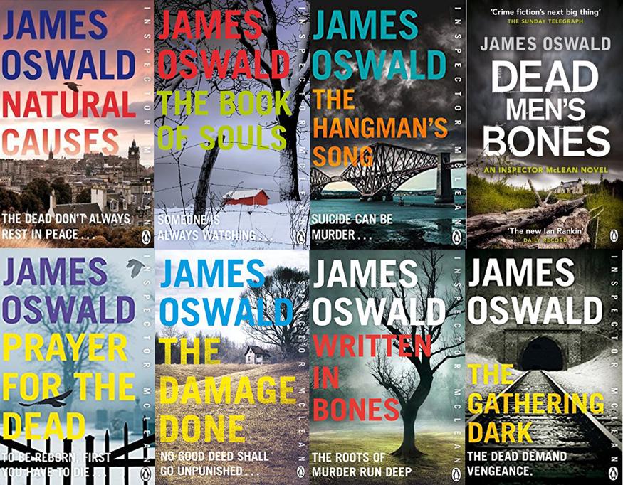 McLean books