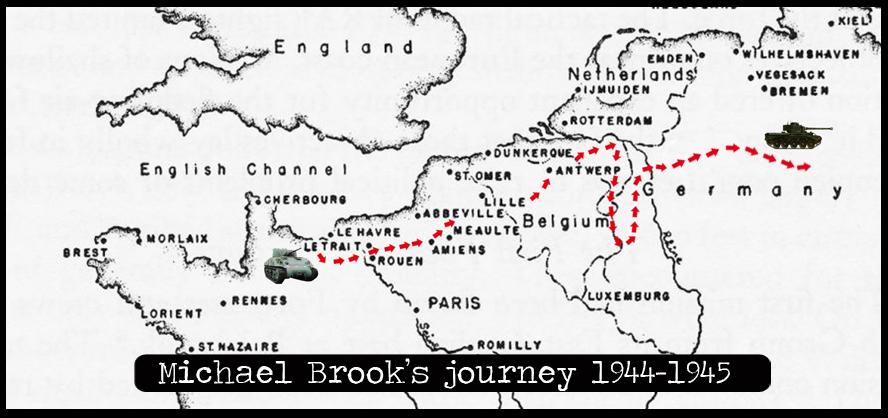 Brook journey