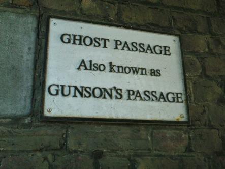 Ghost Passage