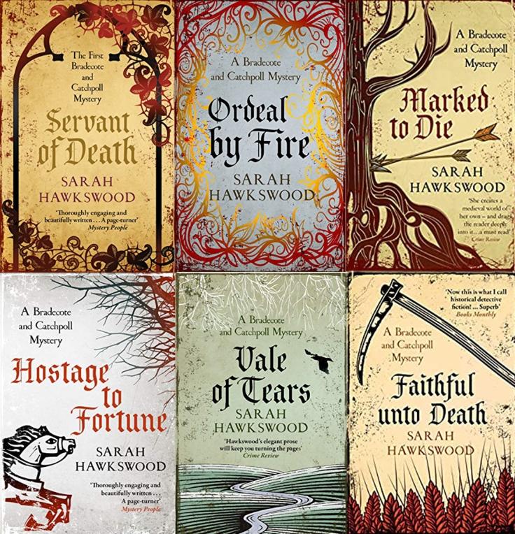 Hawkswood books