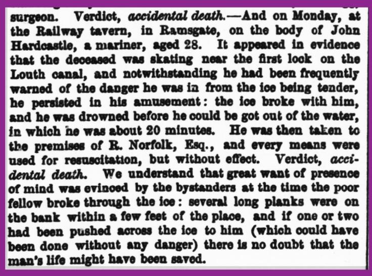 1841 hardcastle